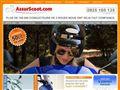 Assurance scooter, cyclomoteur 50cc et maxiscoot par AssurScoot